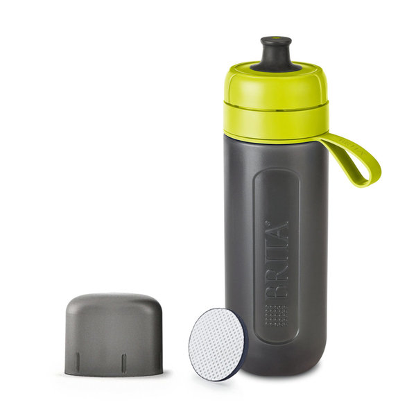 fill&go Active -suodatinpullo lime